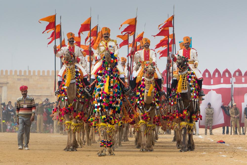 Festival Desierto Jaisalmer