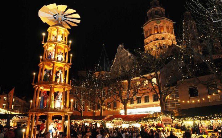 Mercadillo Navideño Mainz
