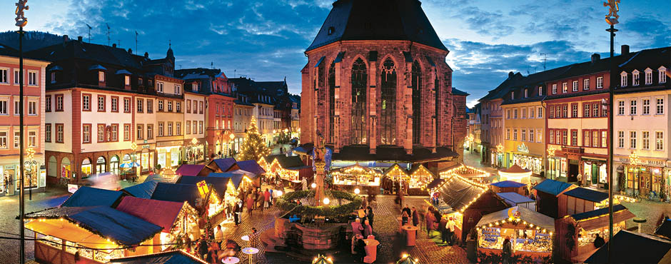 Mercadillo Navideño Heidelberg