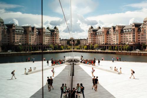Opera House d'Oslo